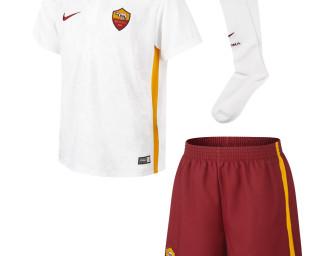 Mini-Kit Extérieur AS Roma 2015/2016 ENFANT