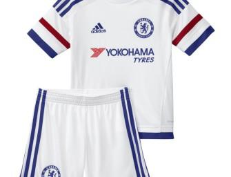 Mini Kit Extérieur Chelsea FC 2015/2016 ENFANT