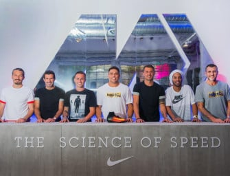 Nike Football présente «The Science of Speed»