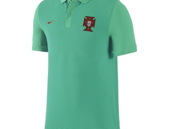 Polo Authentic Portugal Euro 2016