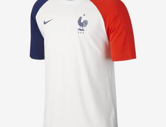 Tee-Shirt Match France Euro 2016