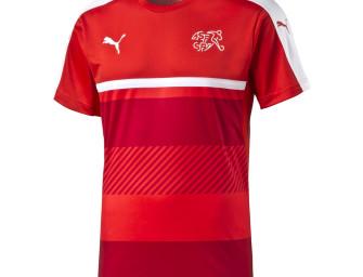 Training Jersey Suisse Euro 2016