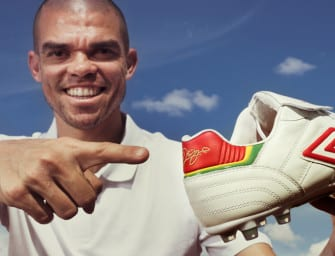 Umbro lance la Speciali Eternal « Pepe Edition »
