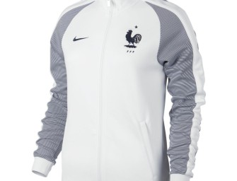 Veste Authentique N98 France Euro 2016 Femme