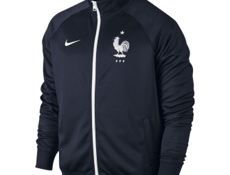 Veste Core Trainer France Euro 2016