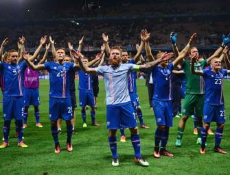 L'Islande est désormais numéro 1 des ventes de maillots de l'EURO 2016 !