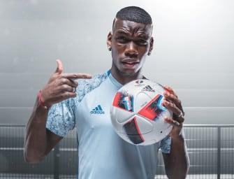 «Football needs Creators», la nouvelle pub d'adidas avec POGBA