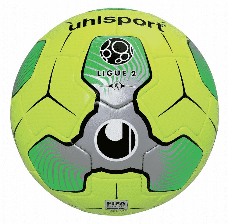 Ballon Ligue2 2016-2017