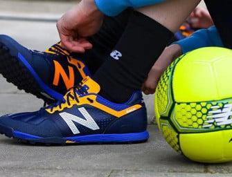 New Balance dévoile une gamme «Audazo»