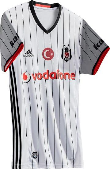 maillot-besiktas-domicile-2016-2017