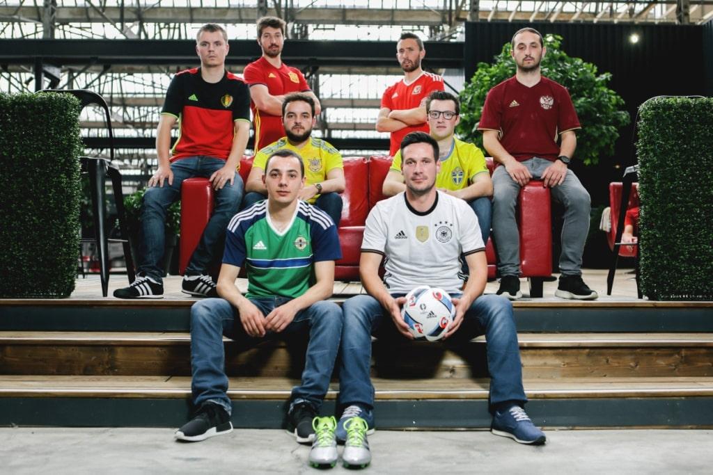 Les maillots adidas de l'Euro 2016 - Footpack