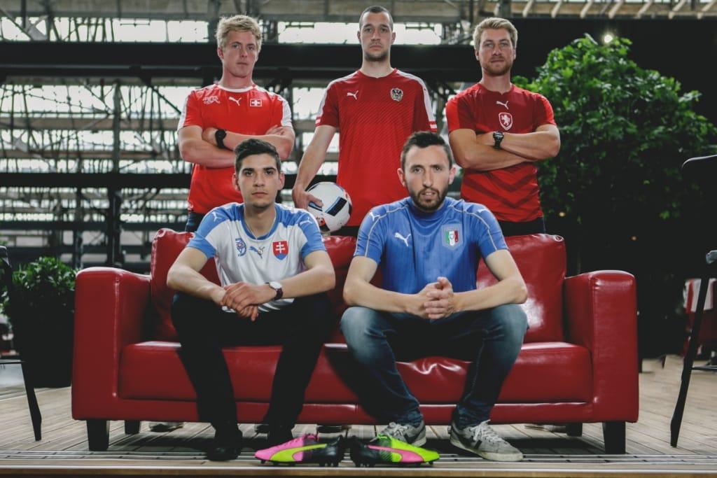 Les maillots Puma de l'Euro 2016 - Footpack