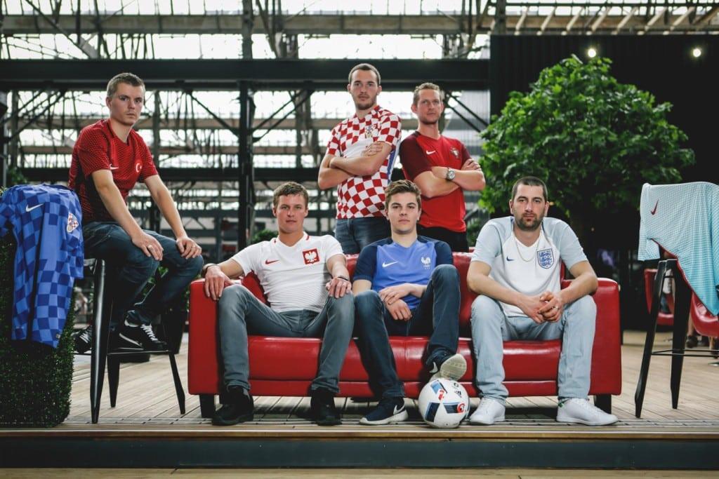 Les maillots Nike de l'Euro 2016 - Footpack