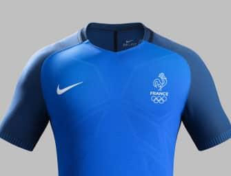 L'Équipe de France féminine jouera en Nike aux Jeux Olympiques !