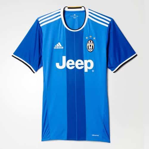 Maillot Juventus Turin Replica adidas 2016 2016 Exterieur Away
