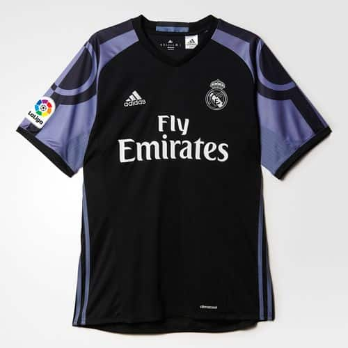 Maillot Real Madrid Ligue Champions Replica adidas 2016 2016 Third