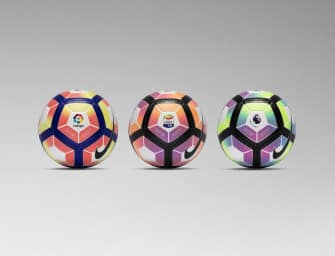 Nike Ordem 4 : le ballon officiel des championnats nationaux
