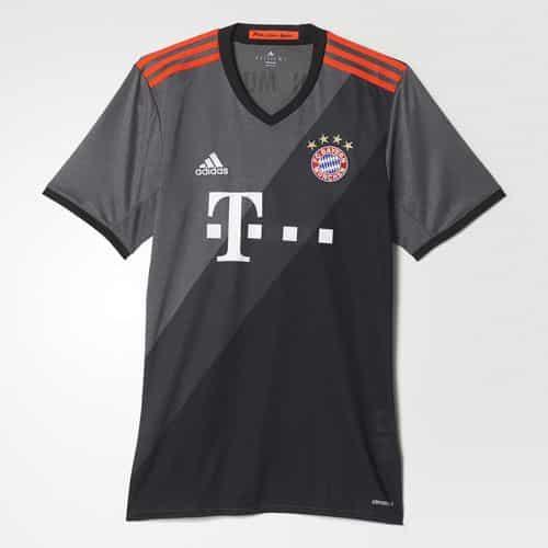 maillot Bayern munich away exterieur 2016 2017 adidas