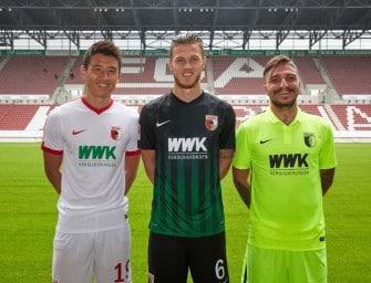 Les autres maillots 2016/2017 en Allemagne