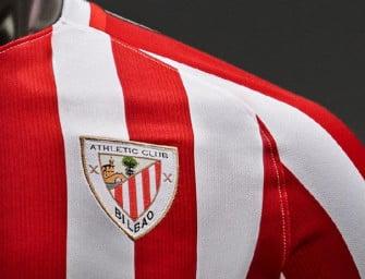 L'Athlétic Bilbao et Nike dévoilent les maillots 2016-2017