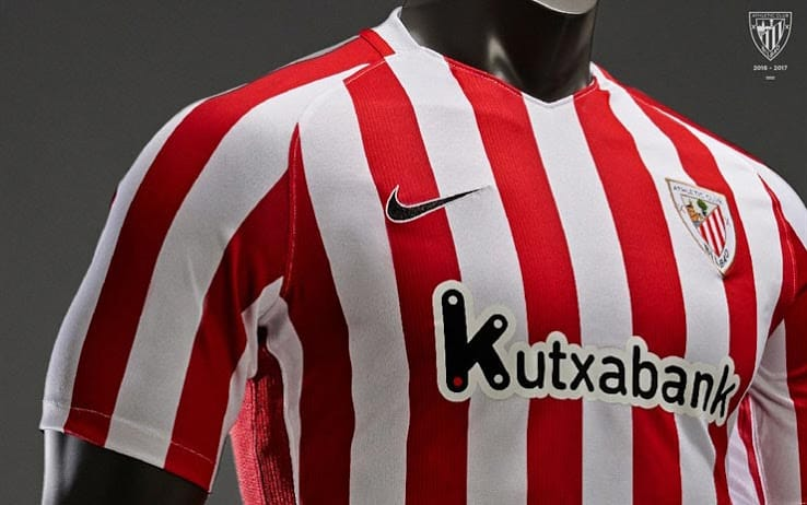 maillot-domicile-athletic-bilbao-2016-2017