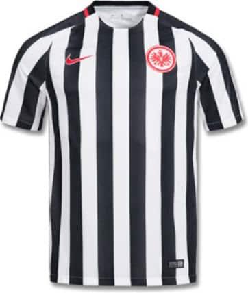 maillot-domicile-eintracht-francfort-2016-2017