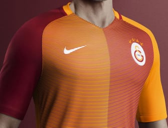 Galatasaray dévoile ses maillots 2016-2017 signés Nike
