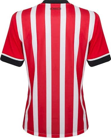 maillot-domicile-southampton-2016-2017-under-armour-dos