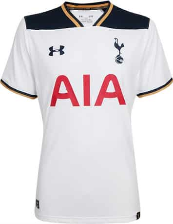 maillot-domicile-tottenham-2016-2017-under-armour