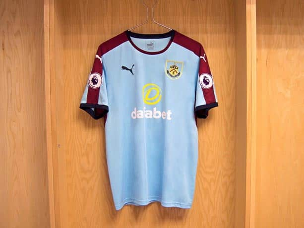 maillot-exterieur-burnley-2016-2017