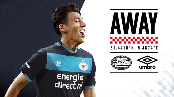 maillot-exterieur-psv-eindhoven-2016-2017