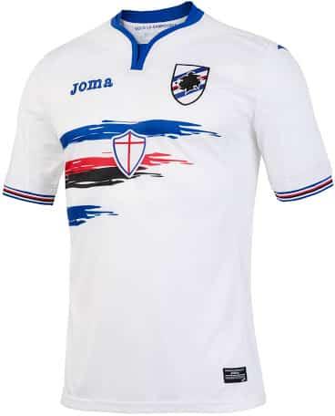 maillot-exterieur-sampdoria-genes-2016-2017