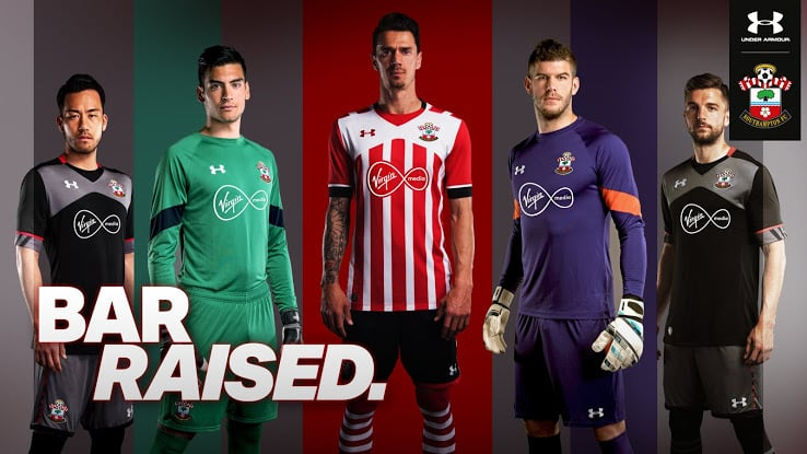 maillot-southampton-2016-2017-under-armour
