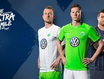 Nike présente les maillots 2016-2017 du VfL Wolfsbourg