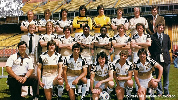 Caribous of Colorado 1978