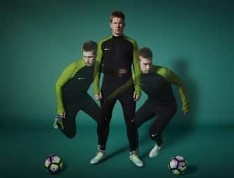 Kevin De Bruyne: «La Magista 2 m'apporte une meilleure sensation avec la balle»