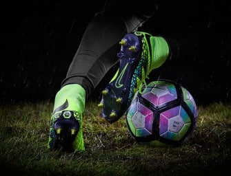 Nike Football sort la nouvelle collection avec la technologie Anti-Clog
