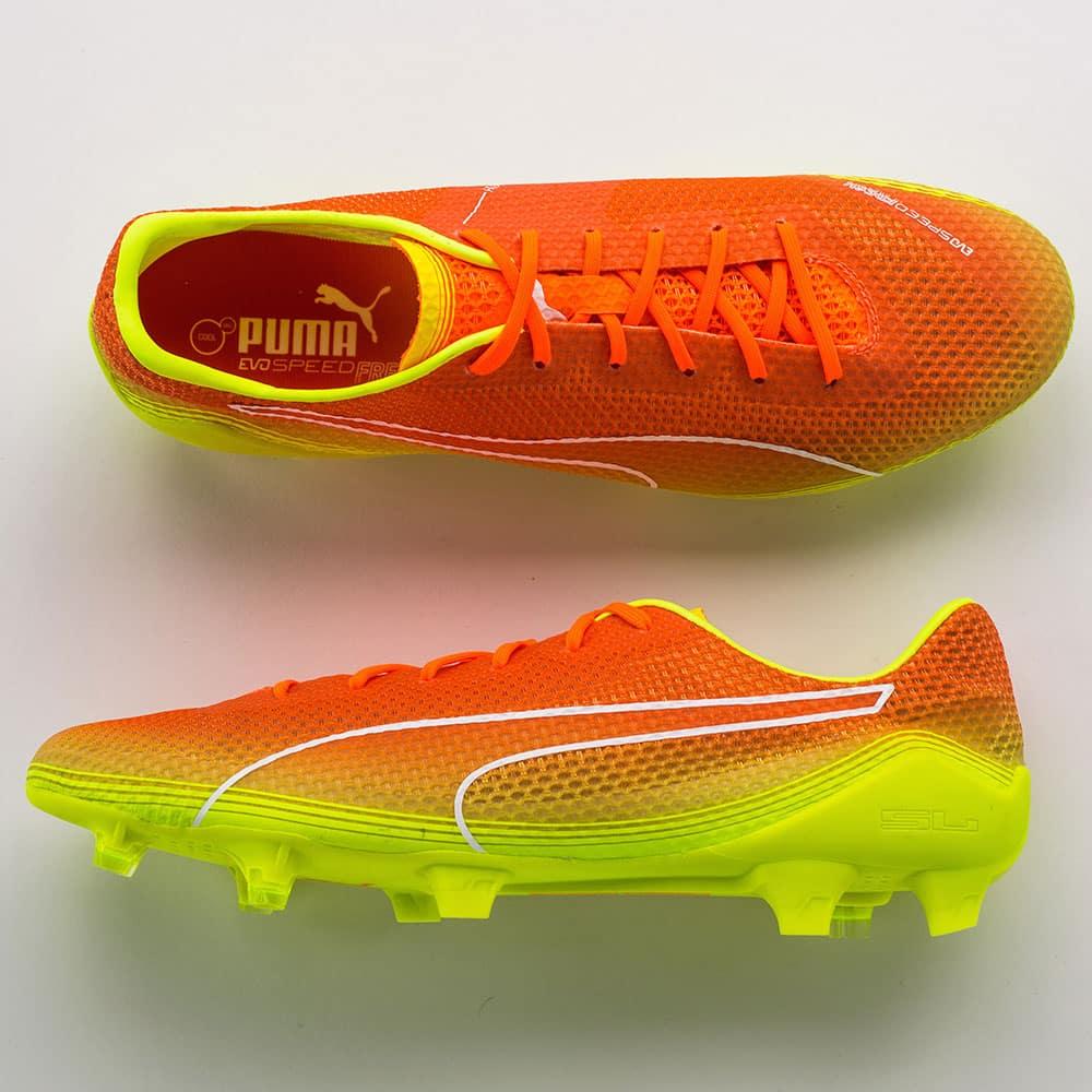 chaussures-football-Puma-evoSPEED-SL-Fresh-Jaune-Orange-4