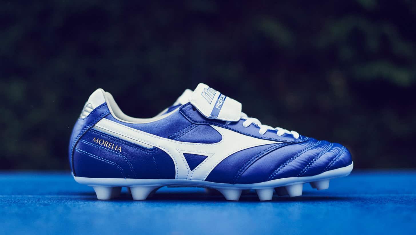 chaussures-football-mizuno-morelia-II-md-bleu-blanc-1