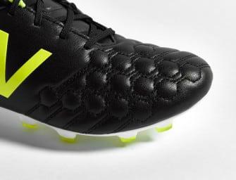 Un nouveau coloris «Noir-Jaune» pour la Visaro K-Leather de New Balance