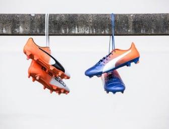 De nouveaux coloris dans la gamme Puma Football