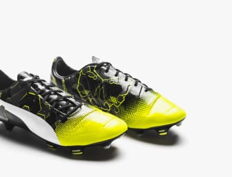Une Puma evoPOWER 1.3 « Graphic » pour Olivier Giroud