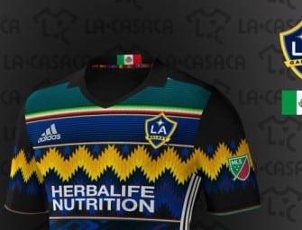 La Casaca imagine les maillots de la MLS «hispanisés»