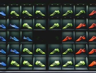 Les chaussures de foot pour les Nuls