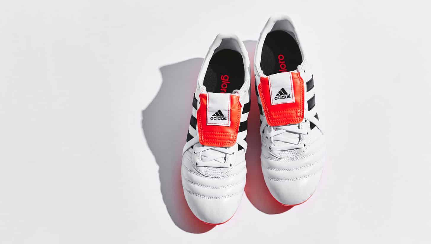 chaussures-football-adidas-gloro-15-1-blanc-rouge-img2