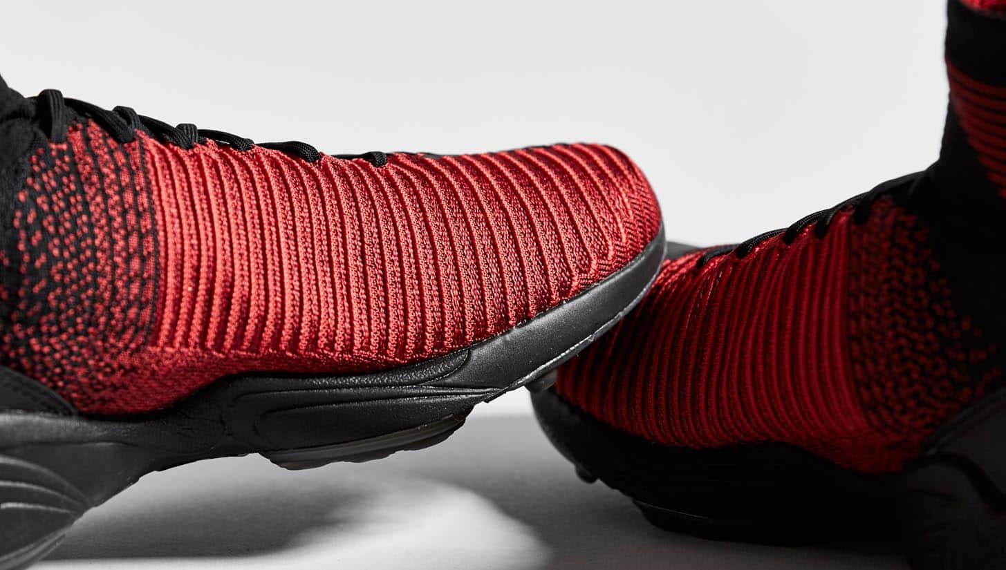 chaussures-lifestyle-nike-zoom-mercurial-flyknit-rouge-noir-img4