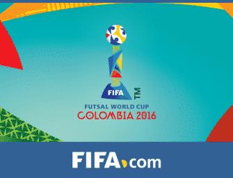 Les équipementiers de la Coupe du monde de Futsal 2016