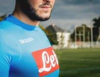 Focus sur le maillot innovant du Napoli par Kappa