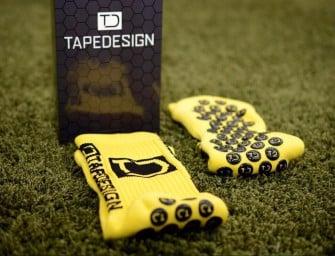 Tape Design, l'autre spécialiste de la chaussette de foot