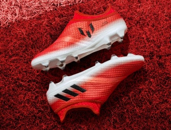 adidas Messi16 en mode « Red Limit »